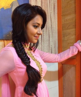 Pratyusha Banerjee (She had updated her profile picture with this on Facebook on Sept. 4, 2015)