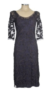 Hunza Brighton Prune Dress