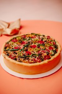 How to Choose a Breathtaking Indian Wedding Cake-Pizza Cake