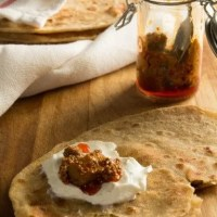 How to make a Paratha: An Everyday Indian Flat Bread