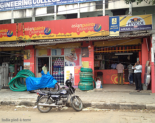 Asian Paints in T Nagar Chennai