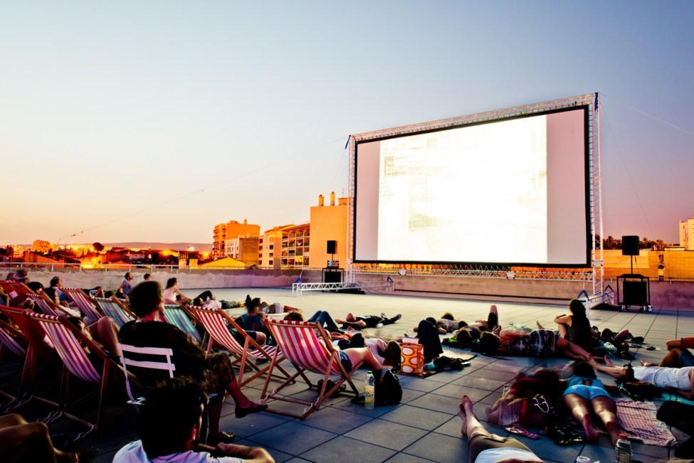 Cinema at La Friche