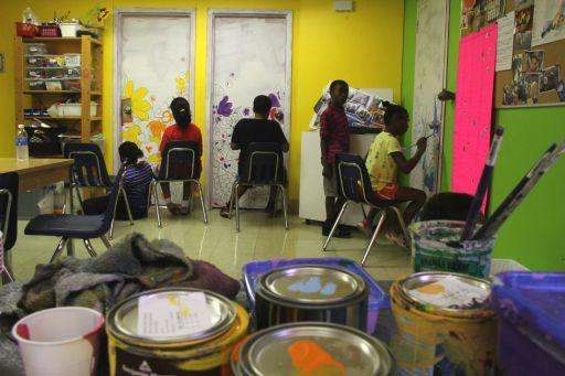 MU Workshops Teenagers Photo MU Classroom
