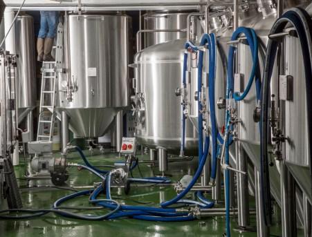 La brasserie du Brussels Beer Project