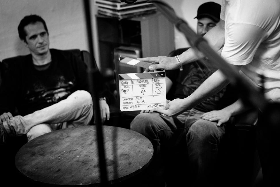 Rap allemand interview