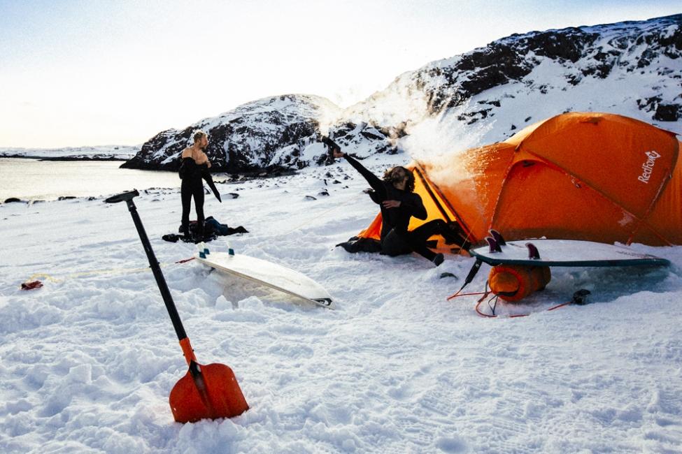 Surf Siberia Wilderness