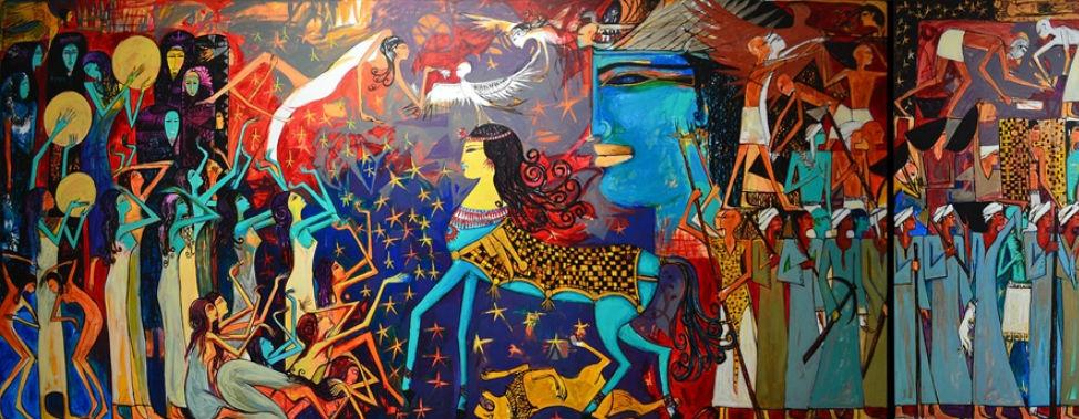 baden baden alaa awad murals