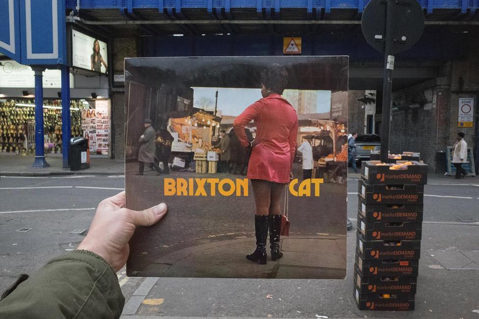 Alex Bartsch Brixton Cat