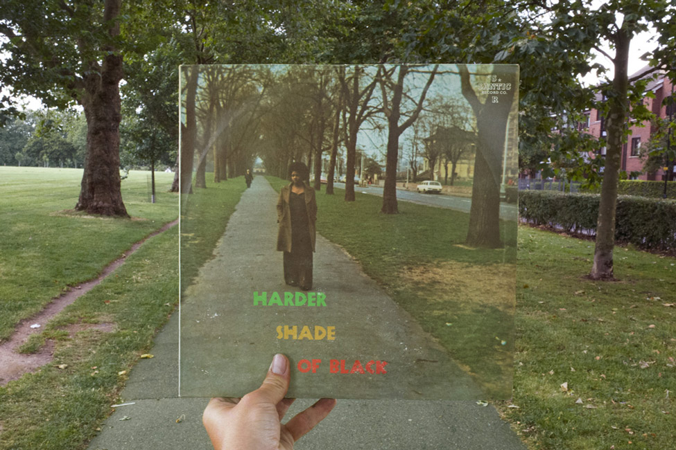Alex Bartsch Harder Shade Of Black
