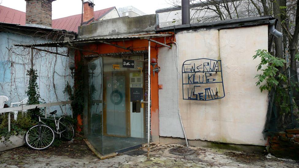 Ljubljana Klub Vsemu