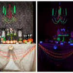 Throwing a Black Light Party – Tikkido