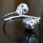 Skull Bangle – Dream (a Little) Bigger