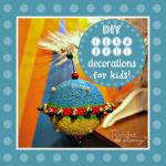 DIY Foam Ball Decorations – Ricochet and Away!