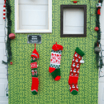 Photo Booth for an Ugly Sweater Party – Family Ever After