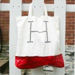 West Elm Initial Tote – Henry Happened