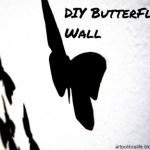 Villinski Inspired Butterfly Mural – ART + POLITICS + Life