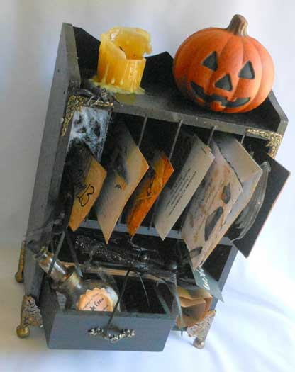 Halloween Mail ShrineMaiden