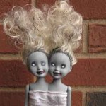 Halloween: Zombie Siamese Twin Dolls – Just Crafty Enough
