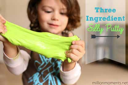 Silly Putty Million Moments