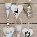 Paper Christmas Decorations Tutorial using Dingbats