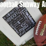Free Printable Football Wall Art