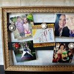 DIY Magnetic Instagram Photo Display