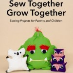 Book Review – Sew Together Grow Together by Trixi Symonds