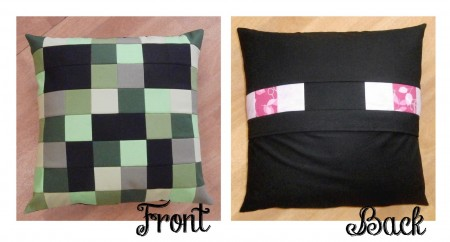 Minecraft Pillow