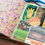 Art Journal Supply Kit