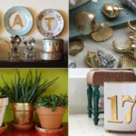 20 Ways To Use Gold Leaf