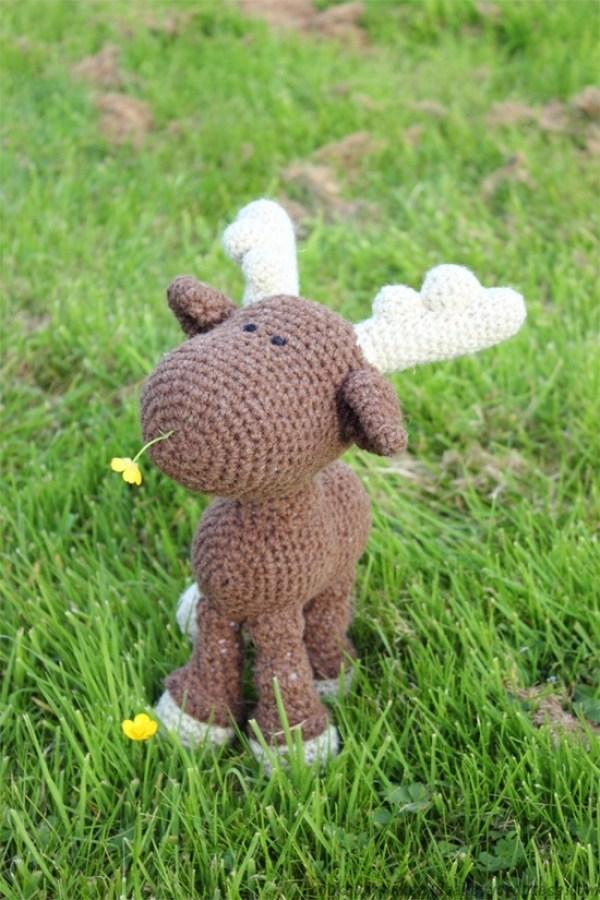 elk crochet patterns