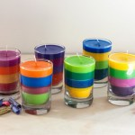 DIY: Crayon Candles
