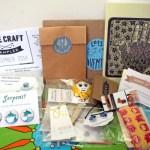 Indie Craft Sampler September Box Review