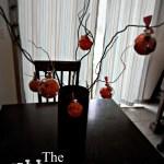 DIY Halloween Tree