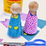 Printable Peg Doll Clothes