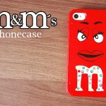 DIY M&M Phone Case