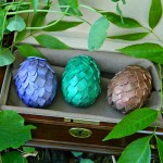 DIY Game of Thrones Dragon Eggs