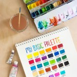 Watercolor Basic Supplies