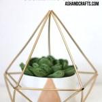 Himmeli Geometric Sculpture
