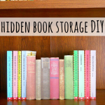 DIY Hidden Storage