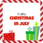 F+W's Christmas in July Sale