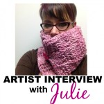 Indie Artist Interview- Julie from ACCROchet