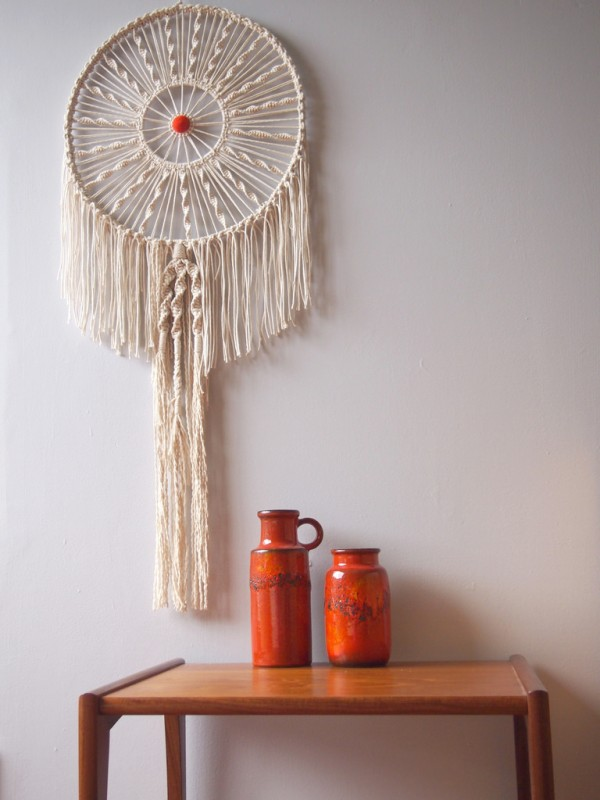 how to make different dreamcatcher patterns
