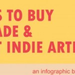 Reasons to Buy Handmade – An Infographic