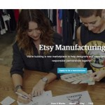 Etsy Welcomes Manufacturers? Is it still Handmade?