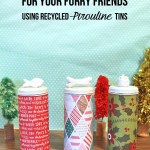 DIY Treat Tins for Your Pets