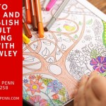 How To Self-Publish A Coloring Book