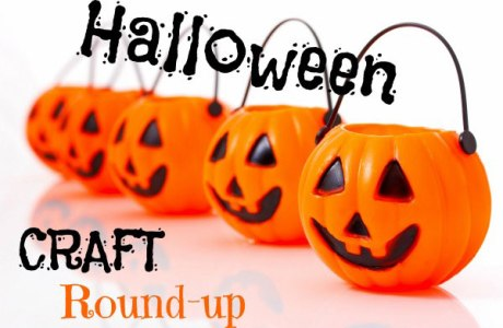DIY Halloween Crafts Roundup for both Adults and Kids