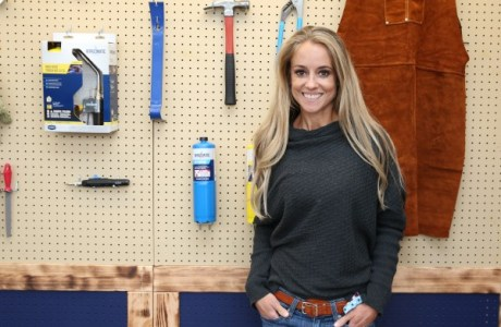DIY Expert Nicole Curtis Launches Maker Grants Program with Bernzomatic