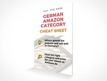 Amazon Category Cheat Sheet